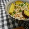 炊飯器で簡単!ホクウマ!!さつまいもご飯の作り方/レシピ