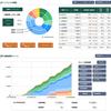松井証券の「投信工房」で毎日500円積立の記録― 2ヶ月目(2017年6月)の記録