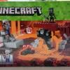 MinecraftのLEGOが思ったより出来がよいので、増殖しそうな予感が・・・
