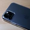 iPhone用のストラップホール付ソフトクリアケースは100円ショップで買えちゃう。