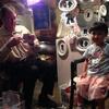 サンリオピューロランドの「シルエット」の魔術師!3分でそっくりの人物切り絵アート(多摩・東京