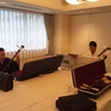 ポールスターホテル札幌 アトラクションで津軽三味線
