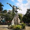 【マニラ旅行】海辺のベイウォークの後はRizal Martyrdom Placeで