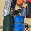 明日はキャンプ泊の予行演習に行ってきます