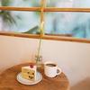【韓国カフェ・延南洞】お花が可愛い。Koike