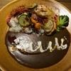 濃厚な魚介の風味 ∴ 【CURRY SHOP】円山教授。